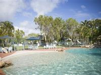 Lagoon Style Pool - BreakFree Great Sandy Straits
